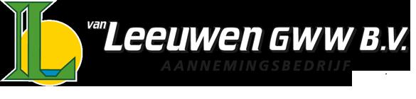 logo van leeuwen gww
