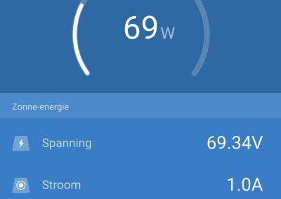 duurzaam oplaadstation app