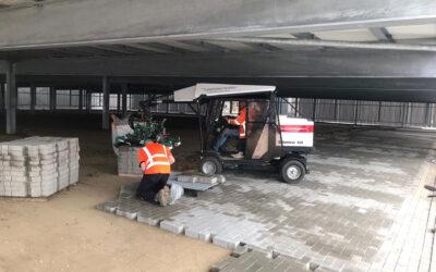 werkzaamheden parkeergarage